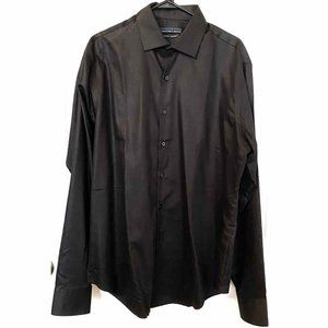 Geoffrey Beene Fitted Men's Button Down Oxford